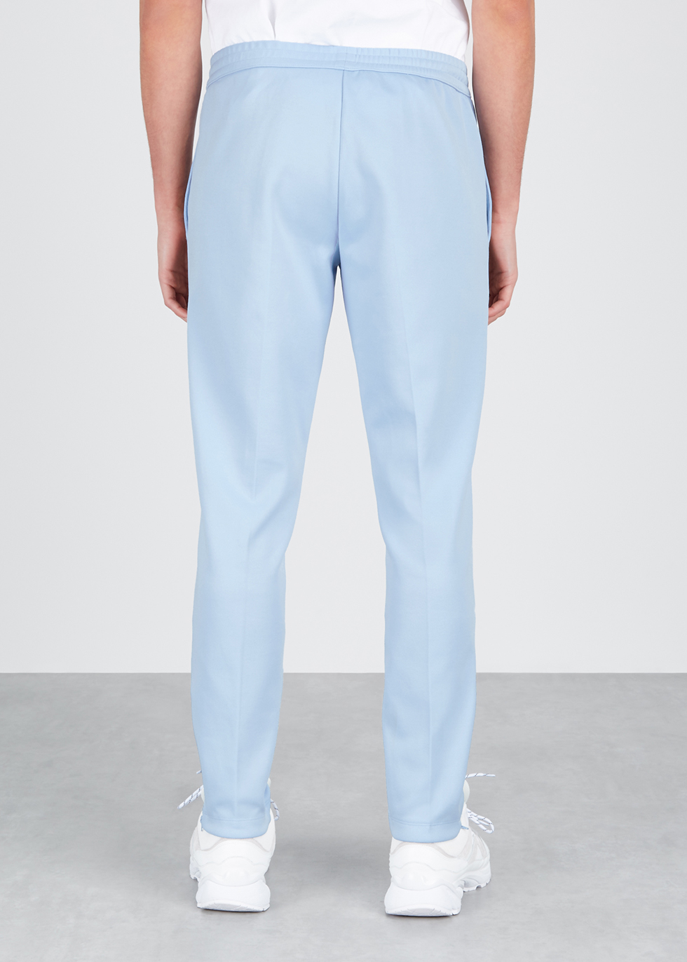 Stirrup light blue jersey sweatpants - Helmut Lang
