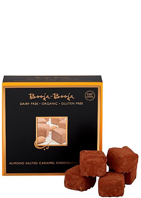 Booja Booja Almond Salted Caramel Chocolate Truffles 104g