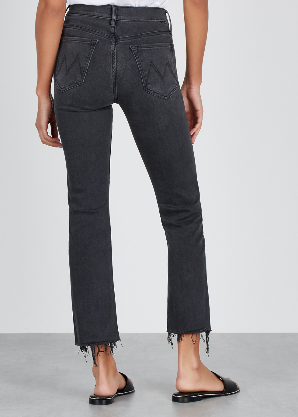 The Rascal Ankle Snippet jeans - Mother