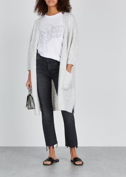 bd362ed1c3a7f Mother The Rascal Ankle Snippet jeans - Harvey Nichols