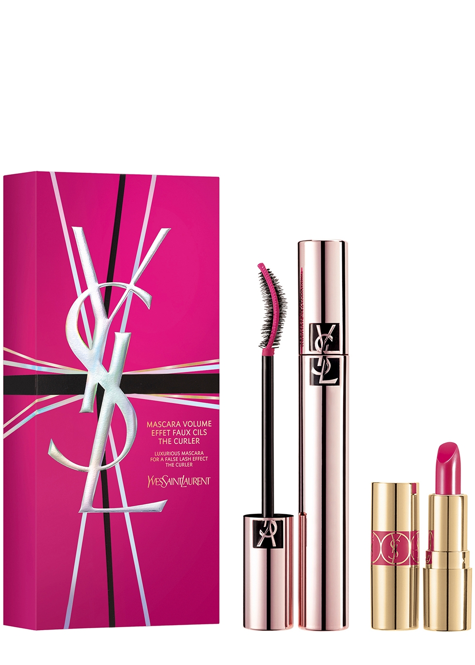 The Curler Finishing Touch Set by Yves Saint Laurent