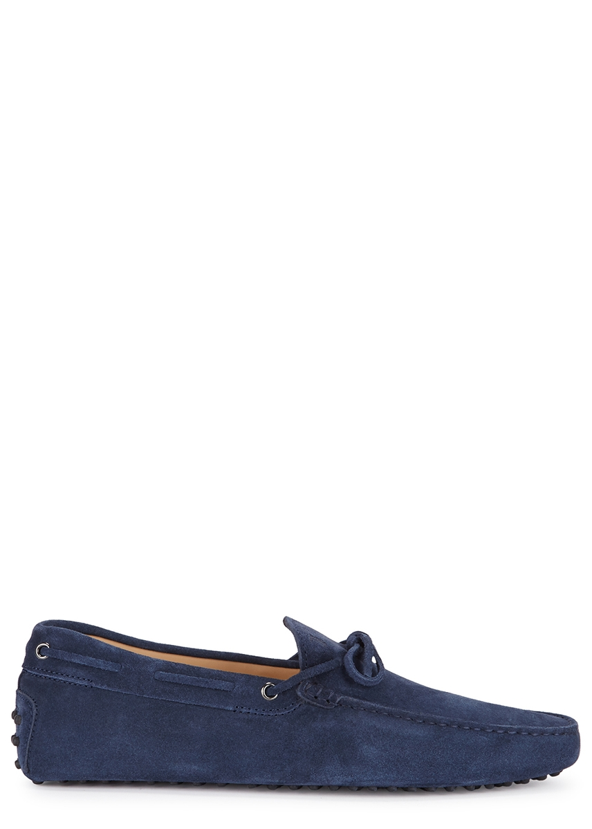 63f81bf235a Tod s. Grey suede skate shoes. £330.00 · Gommini navy suede driving shoes  ...