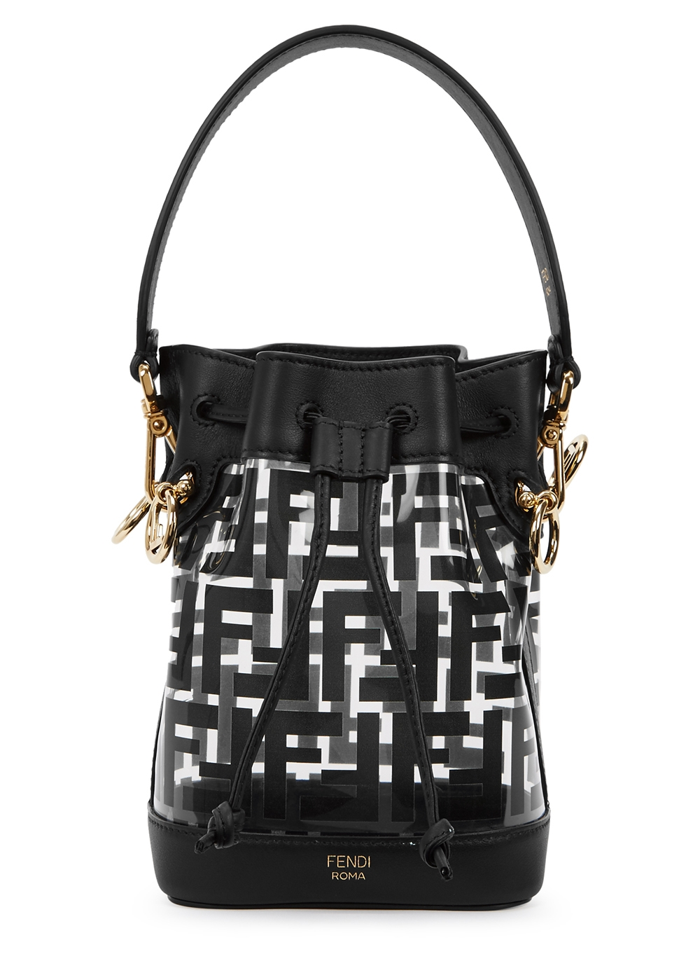 Mon Tresor PVC bucket bag - Fendi