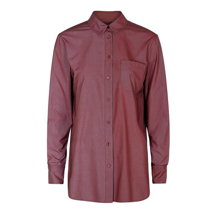 Sies Marjan T-shirts SANDER ROSE IRIDESCENT SHELL SHIRT