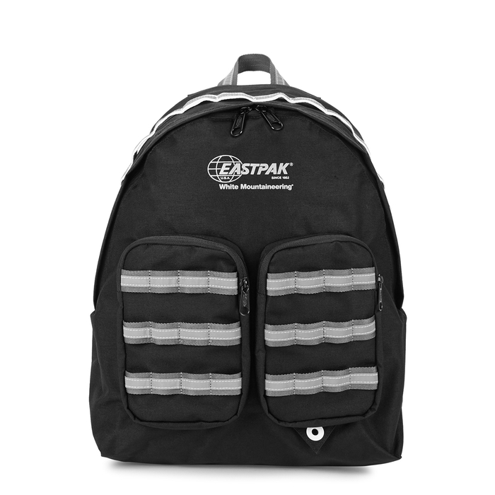Eastpak Backpacks White Mountaineering water-resistant backpack