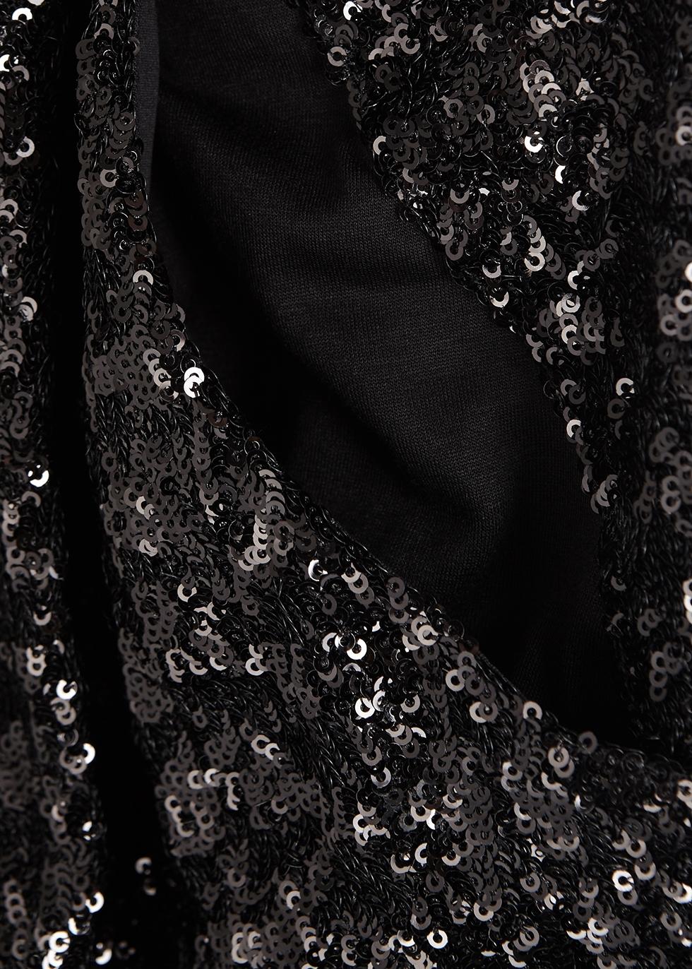 Orta black sequin shorts - Isabel Marant