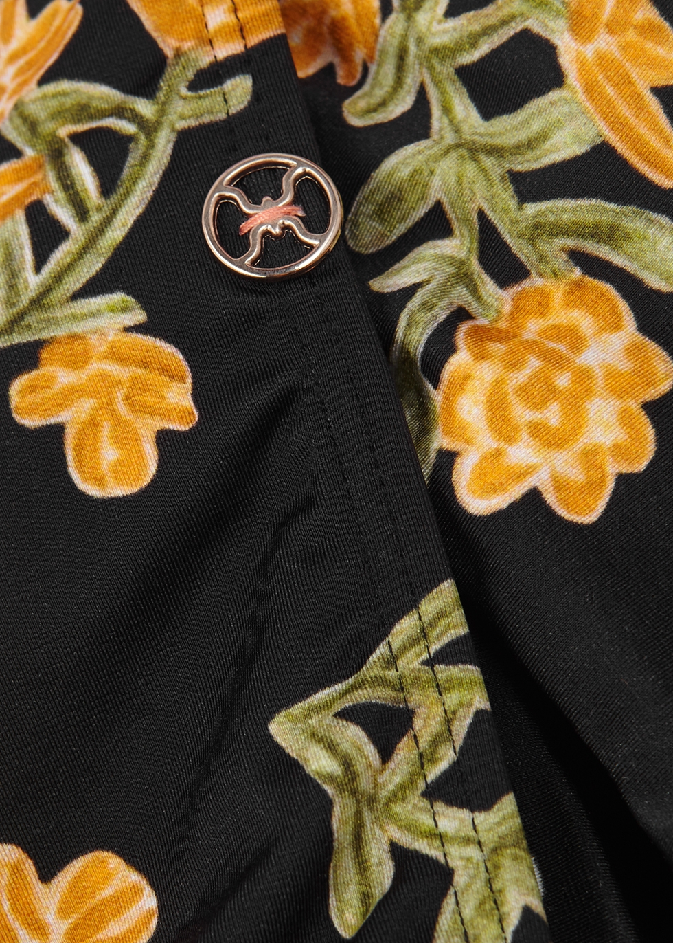 Loop floral-print bikini briefs - V i X Paula Hermanny