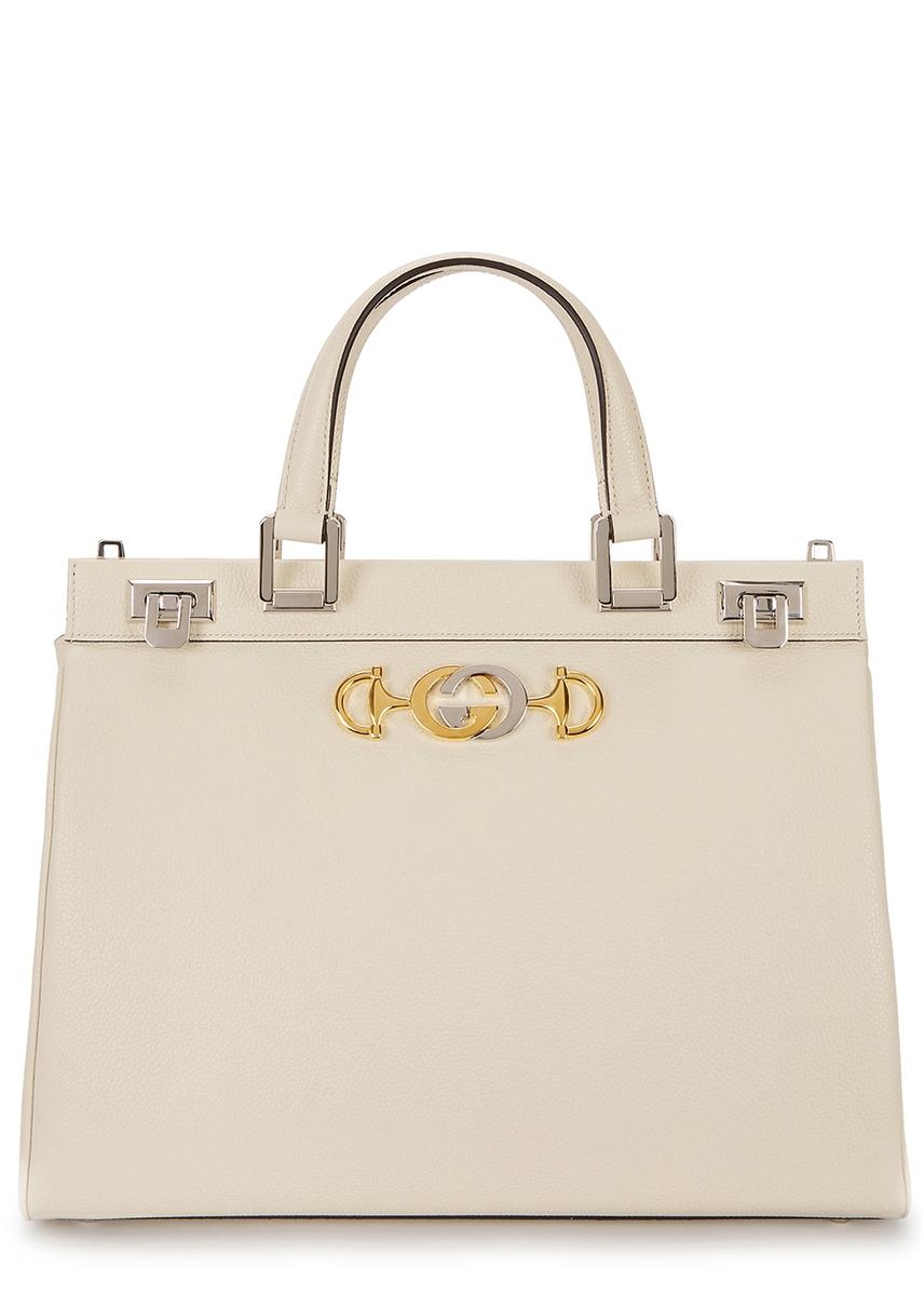 043d4b0feac9c Zumi medium leather top handle bag ...