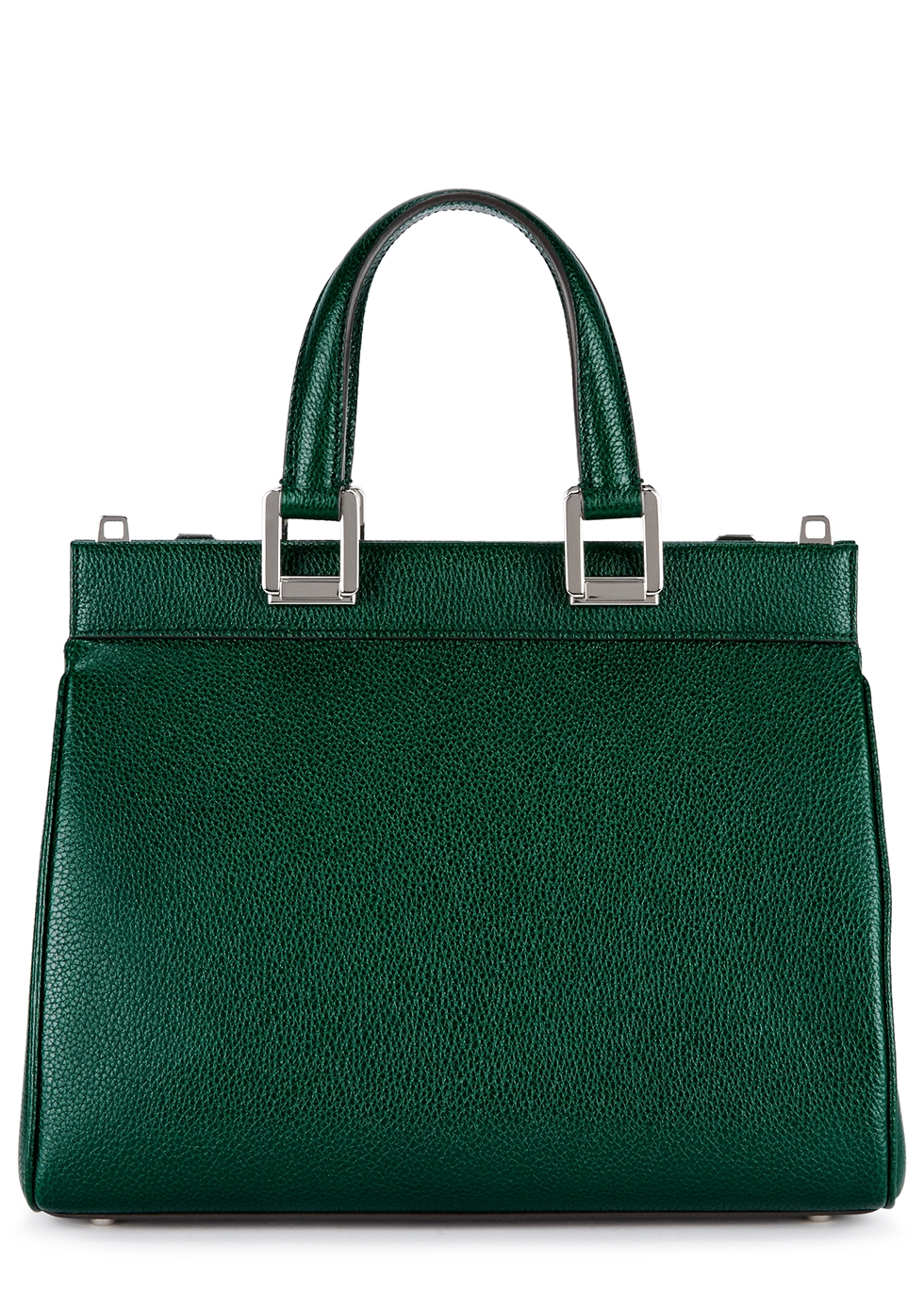 Zumi small leather top-handle bag - Gucci