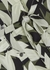 Rosalee leaf-print midi shirt dress - Equipment