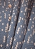 Andrinna printed midi shirt dress - Equipment