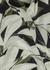Slim Signature leaf-print shirt - Equipment