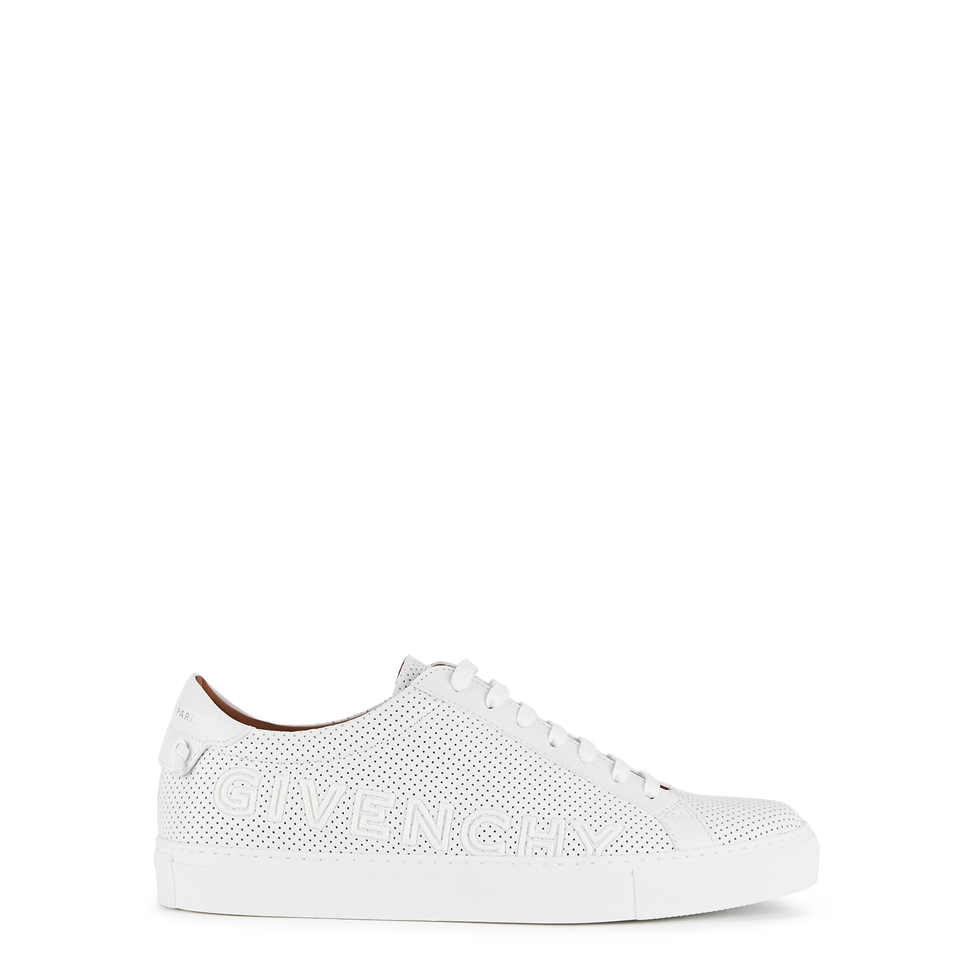 786840b2d Givenchy Urban Street perforated leather sneakers - Harvey Nichols