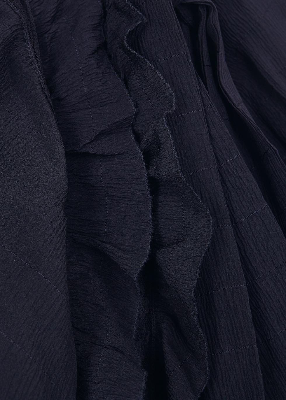 Moncur silk georgette wrap dress - Zimmermann