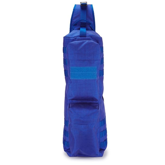 Junya Watanabe Accessories BLUE CANVAS CROSS-BODY BAG