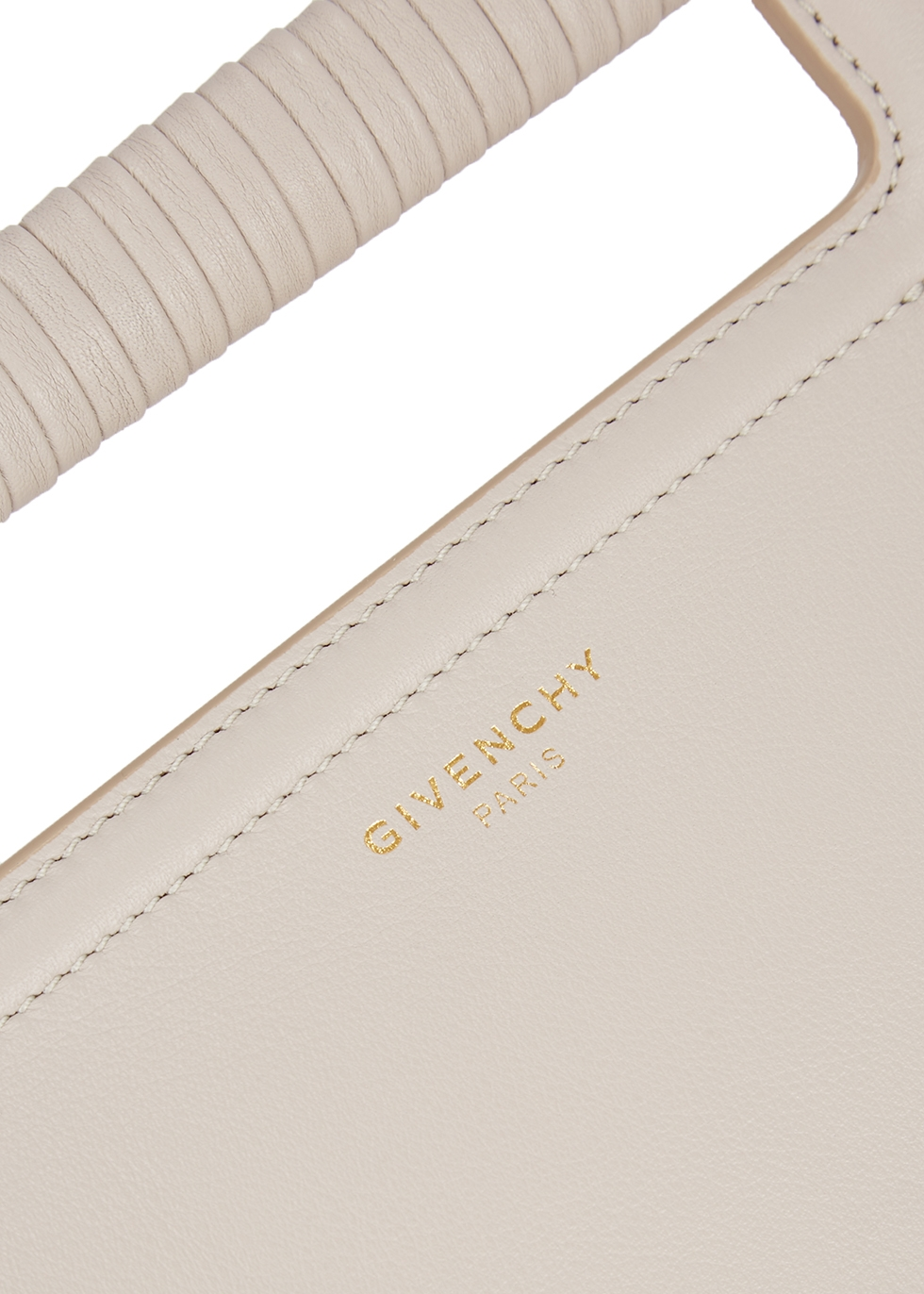 Whip medium leather top handle bag - Givenchy