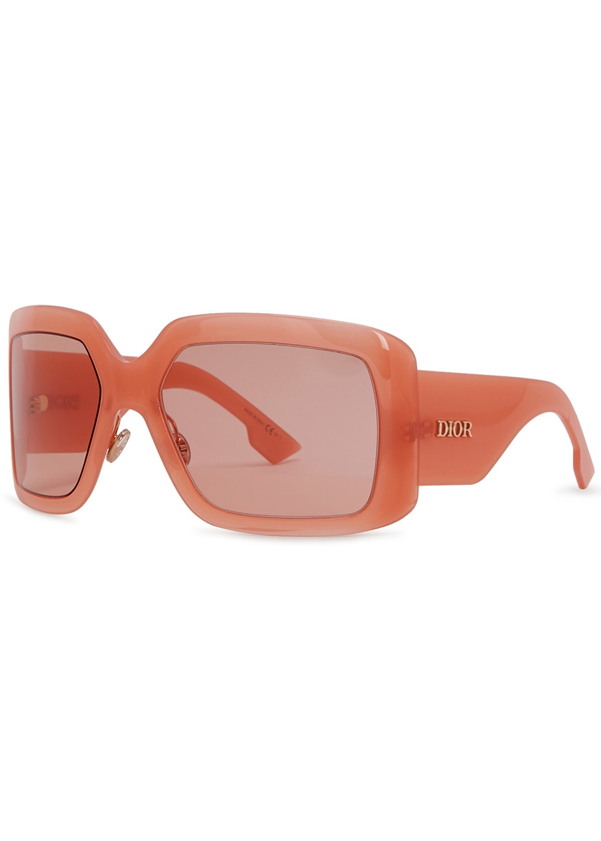 8771fdd16aa0 Diorsolight2 square-frame sunglasses
