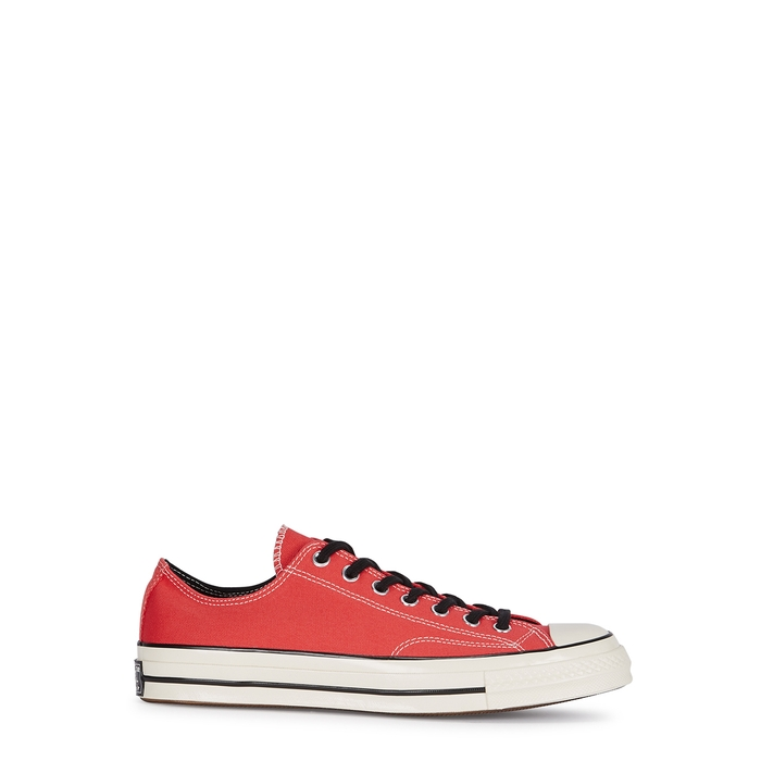 Converse Chuck 70 OX Red Canvas Trainers