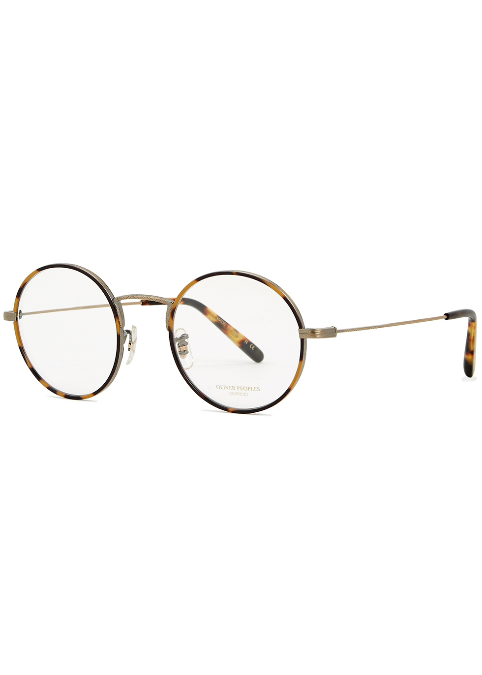 Ellerby tortoiseshell optical glasses - Oliver Peoples