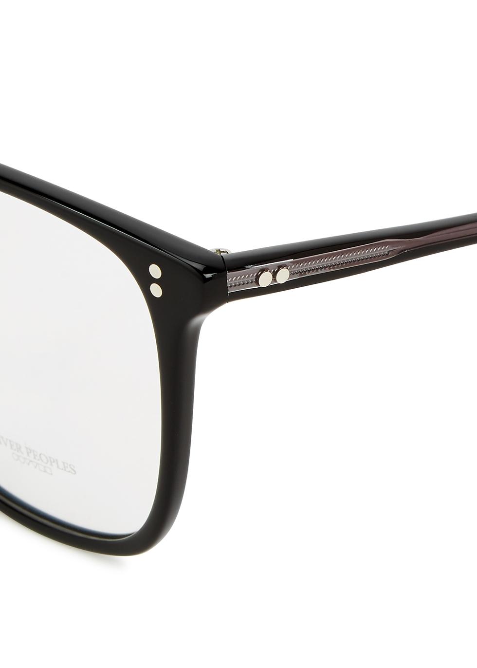 Coren black optical glasses - Oliver Peoples