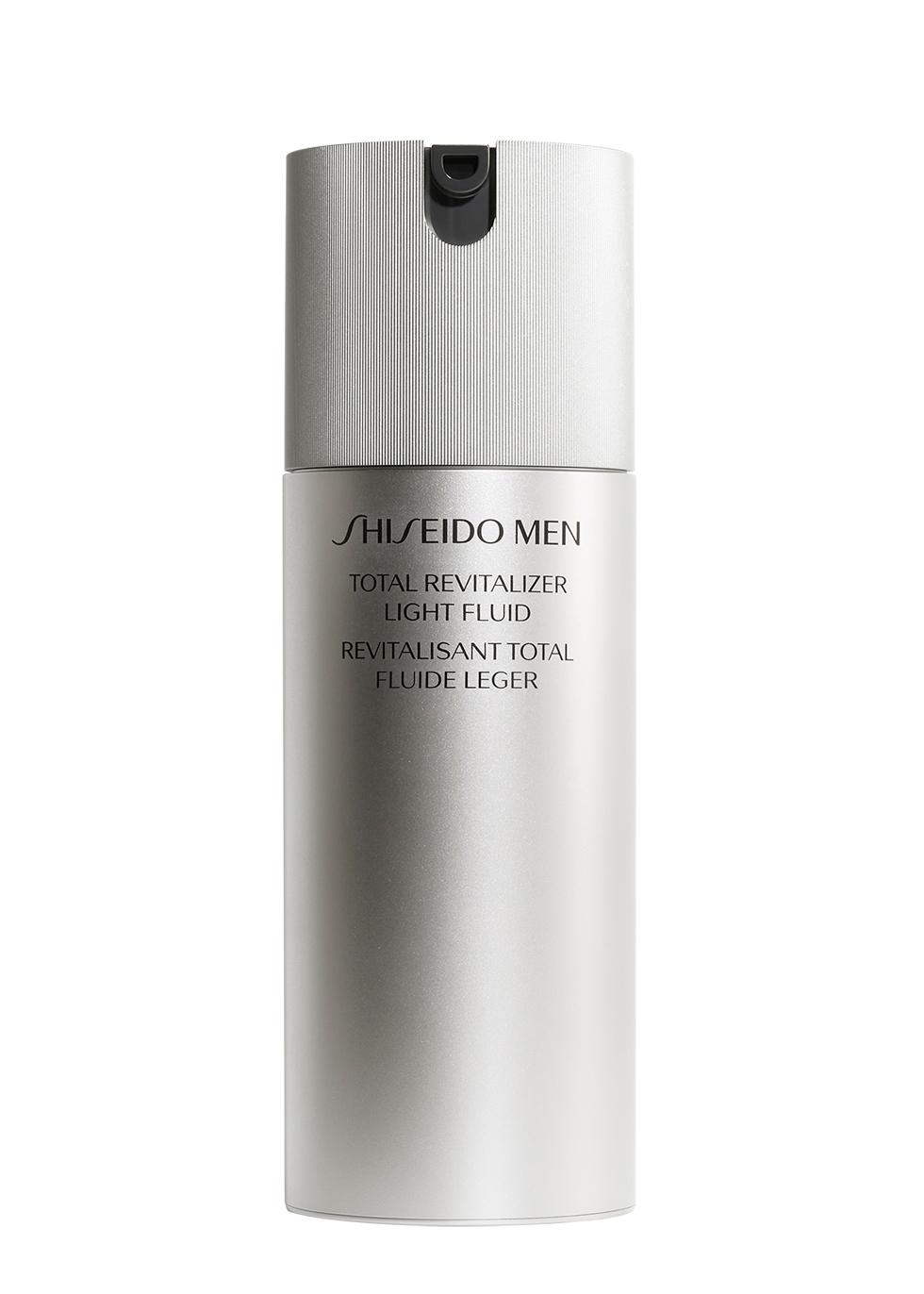 Shiseido Men - Total Revitalizer Fluid 80ml