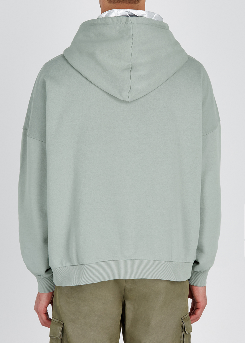 Grey cotton sweatshirt - Napa by Martine Rose