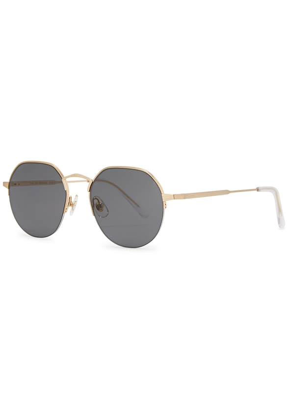 0027505fa7 The Joy Brigade round-frame sunglasses