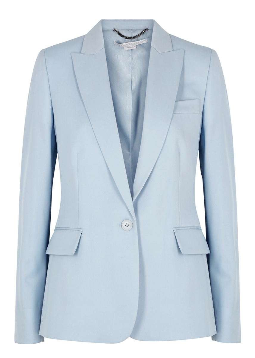 fbb39e45641 Light blue wool blazer Light blue wool blazer. New In. Stella McCartney