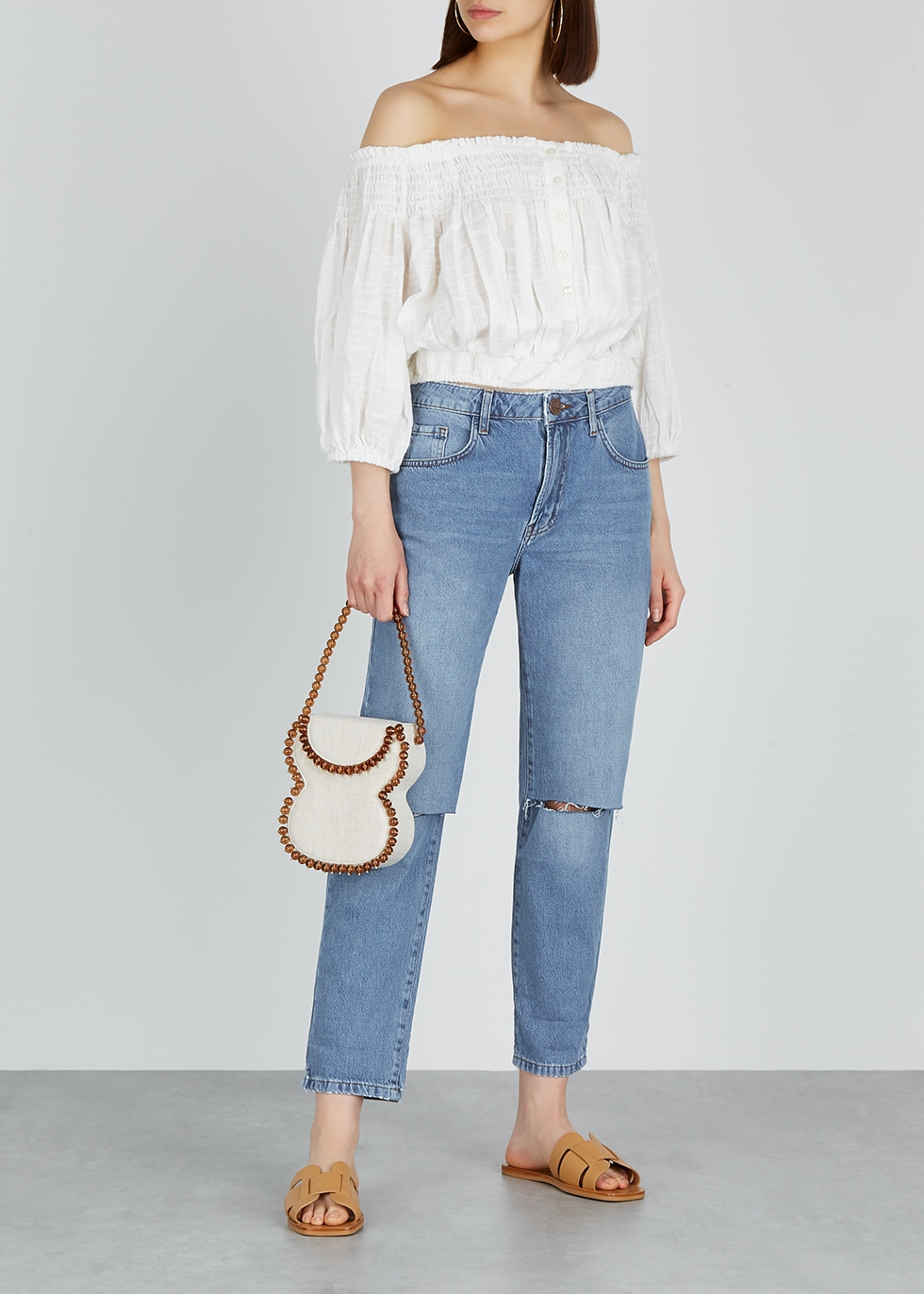 Awesome Baggies straight-leg jeans - Oneteaspoon