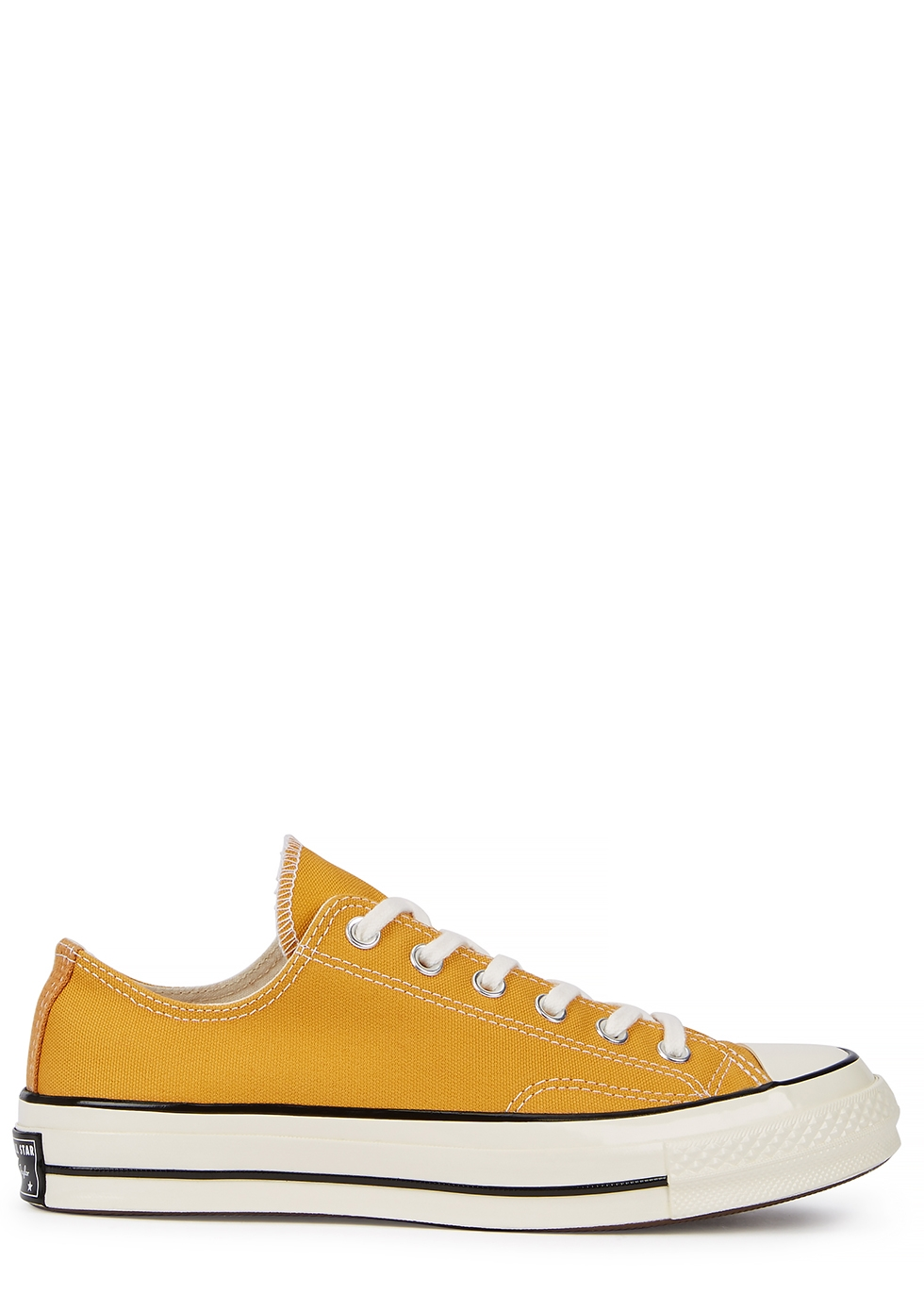 CONVERSE | Converse Chuck 70 Mustard Canvas Trainers | Goxip