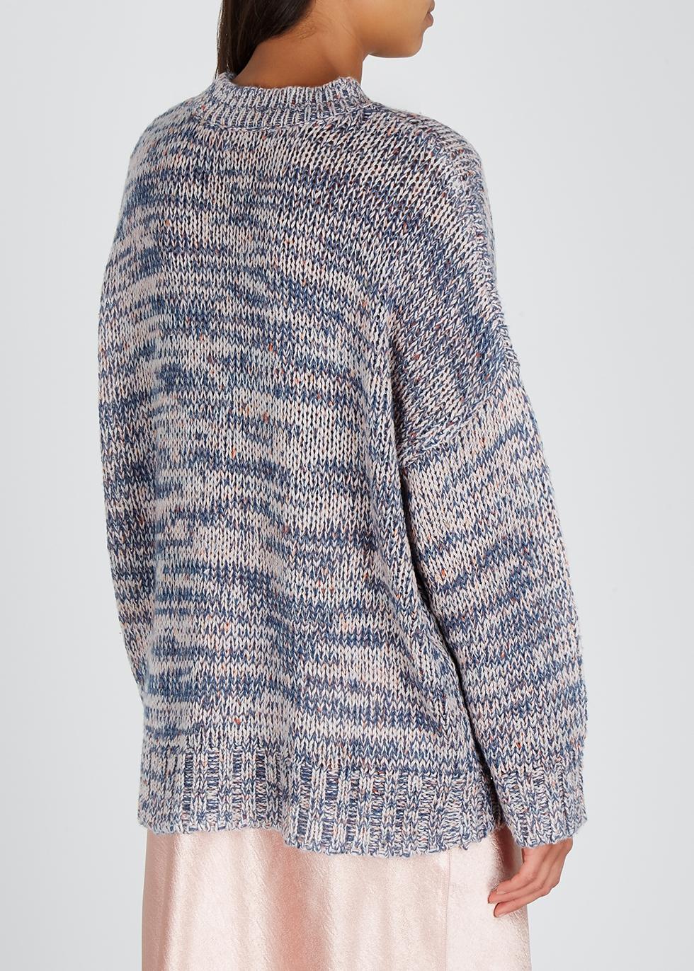 Hackney chunky-knit jumper - Oneteaspoon