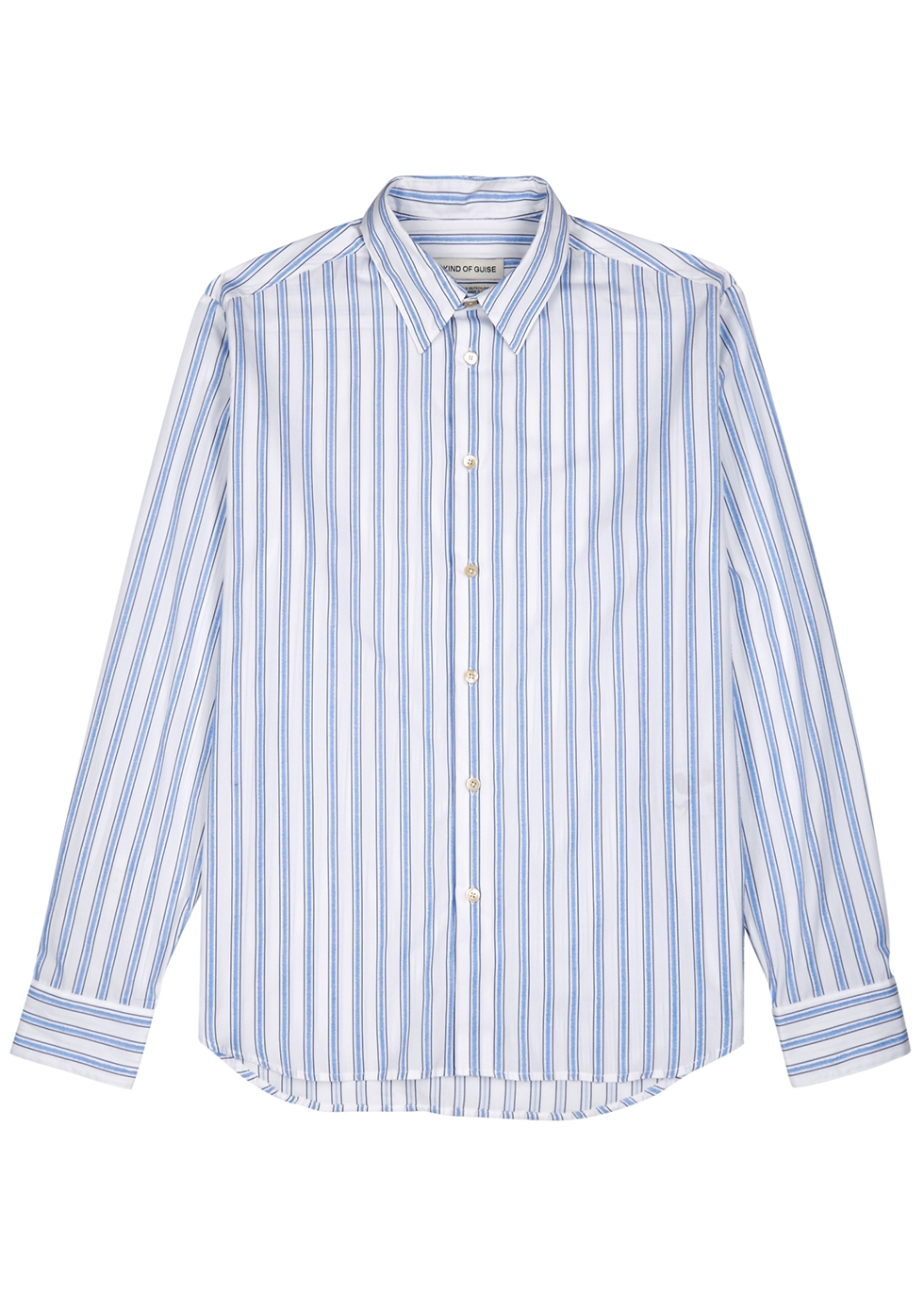 White cotton shirt - A Kind of Guise