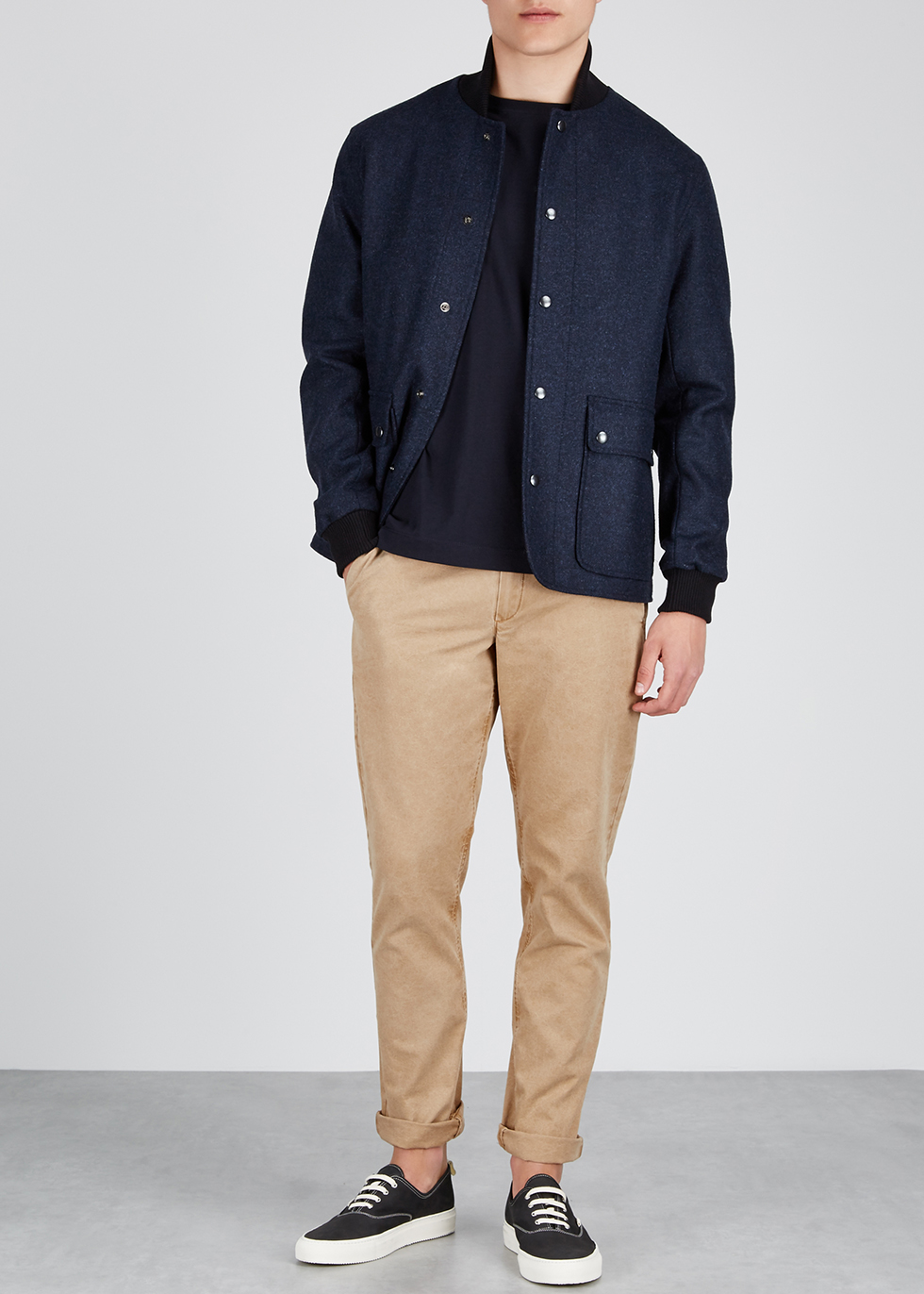 Permanents sand cotton chinos - A Kind of Guise