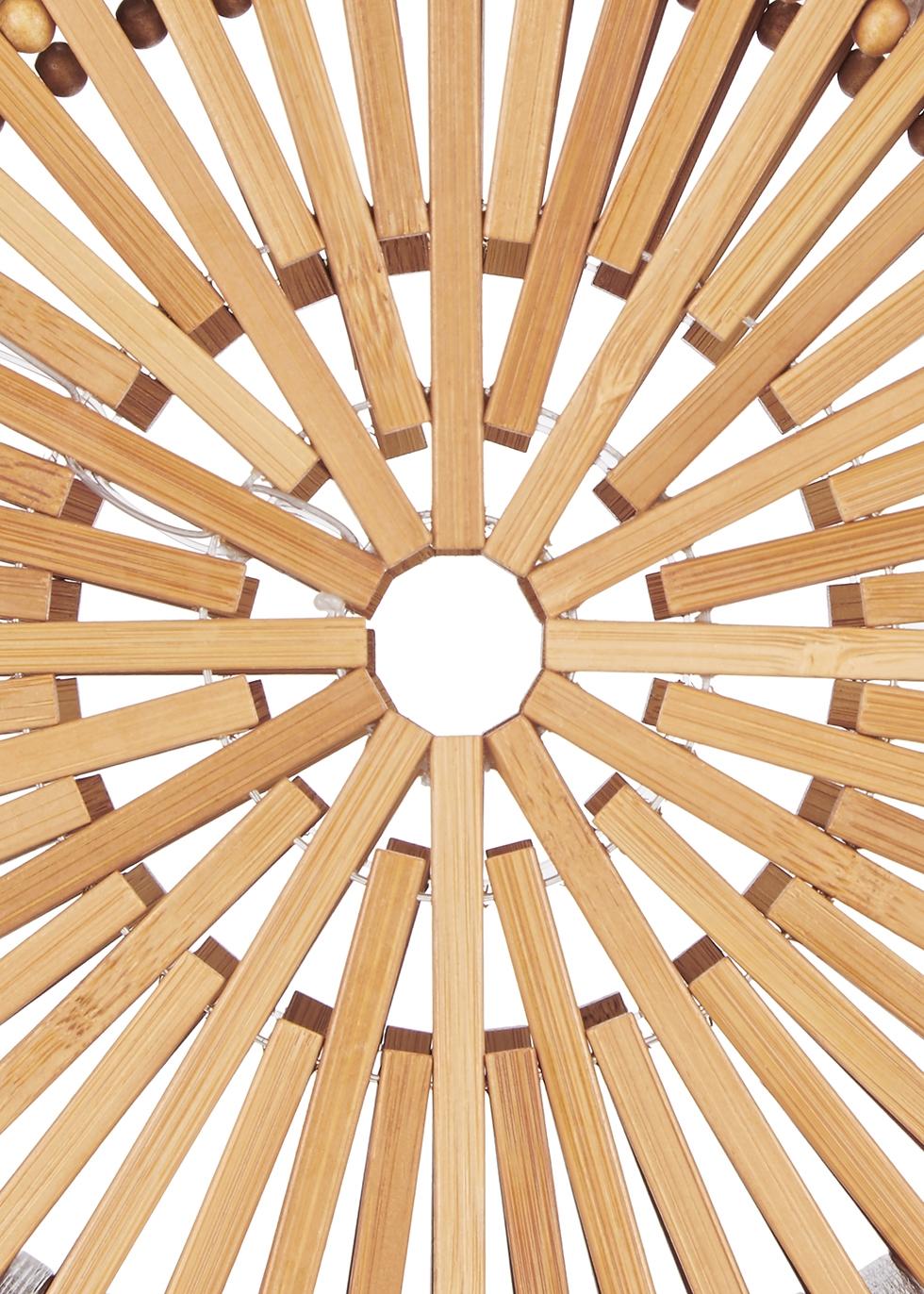 Zaha mini bamboo tote - Cult Gaia