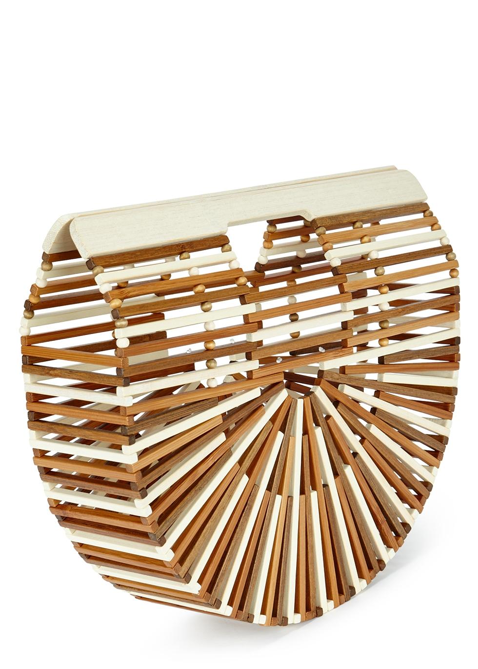 Ark small bamboo clutch - Cult Gaia