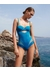 Cape teal one piece - Paolita