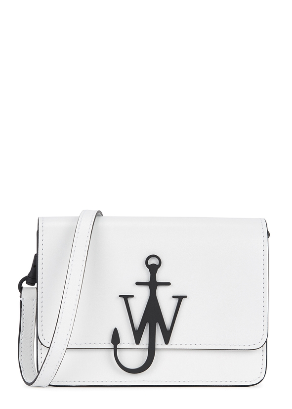 Anchor logo leather cross-body bag ... 80e5a0baa