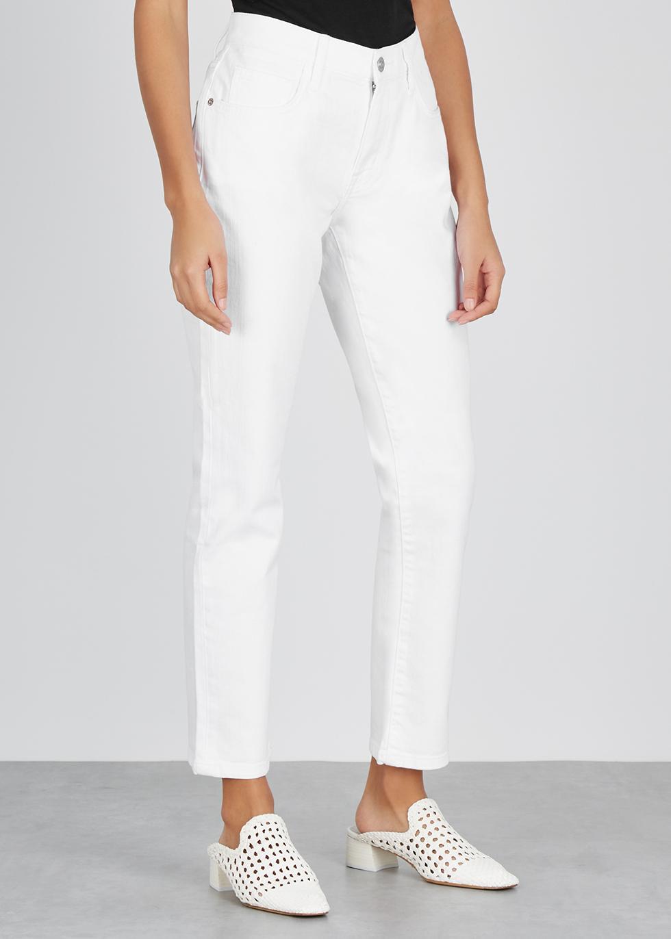 The Fling straight-leg jeans - Current/Elliott