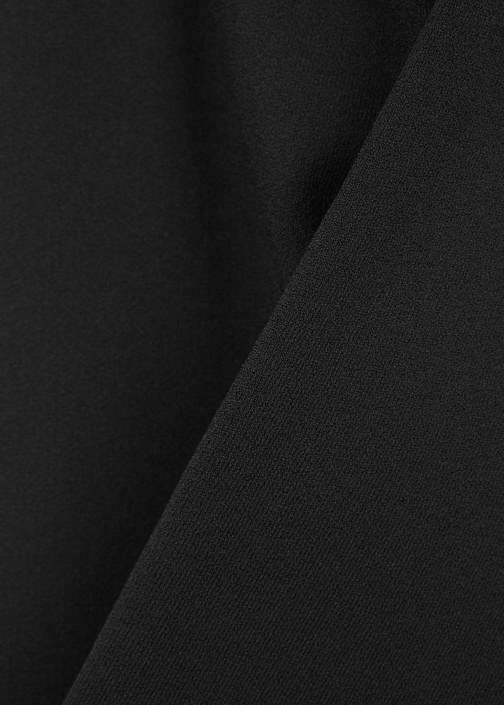 Andre black stretch-knit trousers - Altuzarra