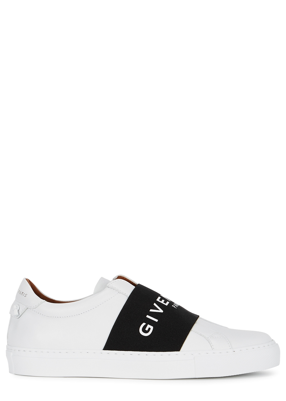 GIVENCHY | Givenchy Urban Street White Leather Trainers | Goxip