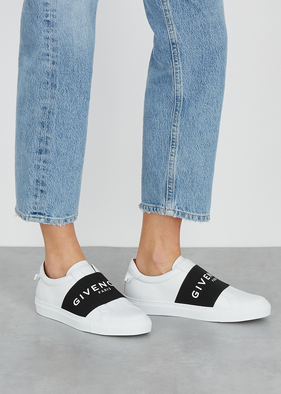 givenchy white sneakers womens