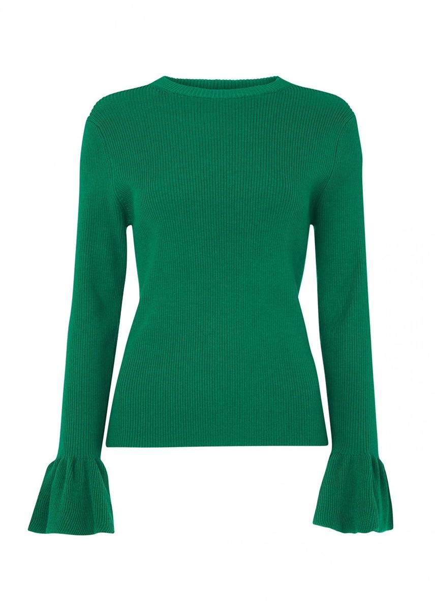 6af70591f37c Kitri. Beata oversized cardigan. £125.00 · Vivien green rib knit jumper ...