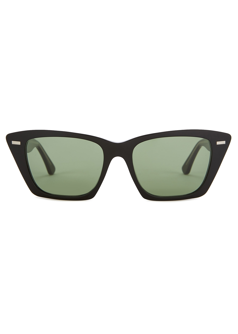 Ingridh black cat-eye sunglasses - Acne Studios