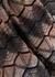 Zigzag metallic-knit trousers - M Missoni