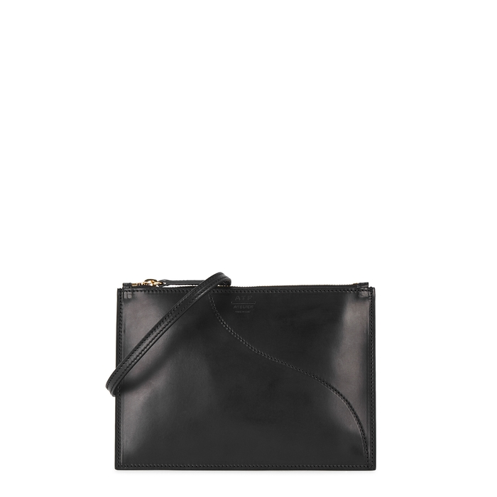 Atp Atelier Crossbody LUCCA LEATHER CROSS-BODY BAG