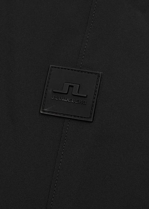 44693de2f J.Lindeberg Thom black shell bomber jacket - Harvey Nichols