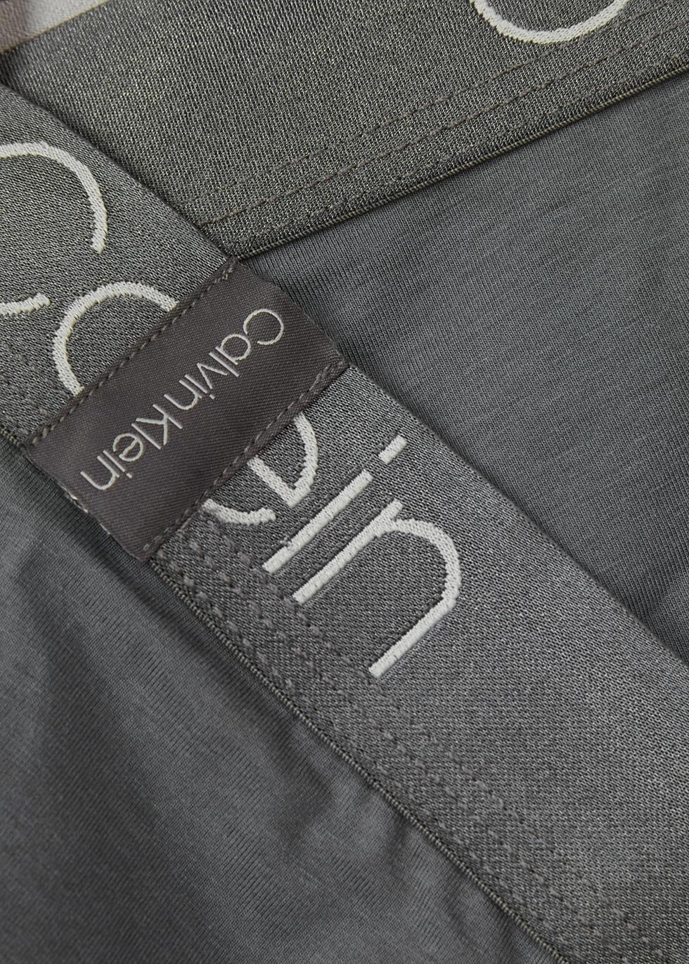 Luxe stretch-cotton boxer briefs - Calvin Klein