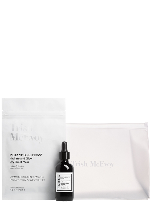 Trish Mcevoy Beauty Booster Serum Dry Mask Duo Harvey Nichols