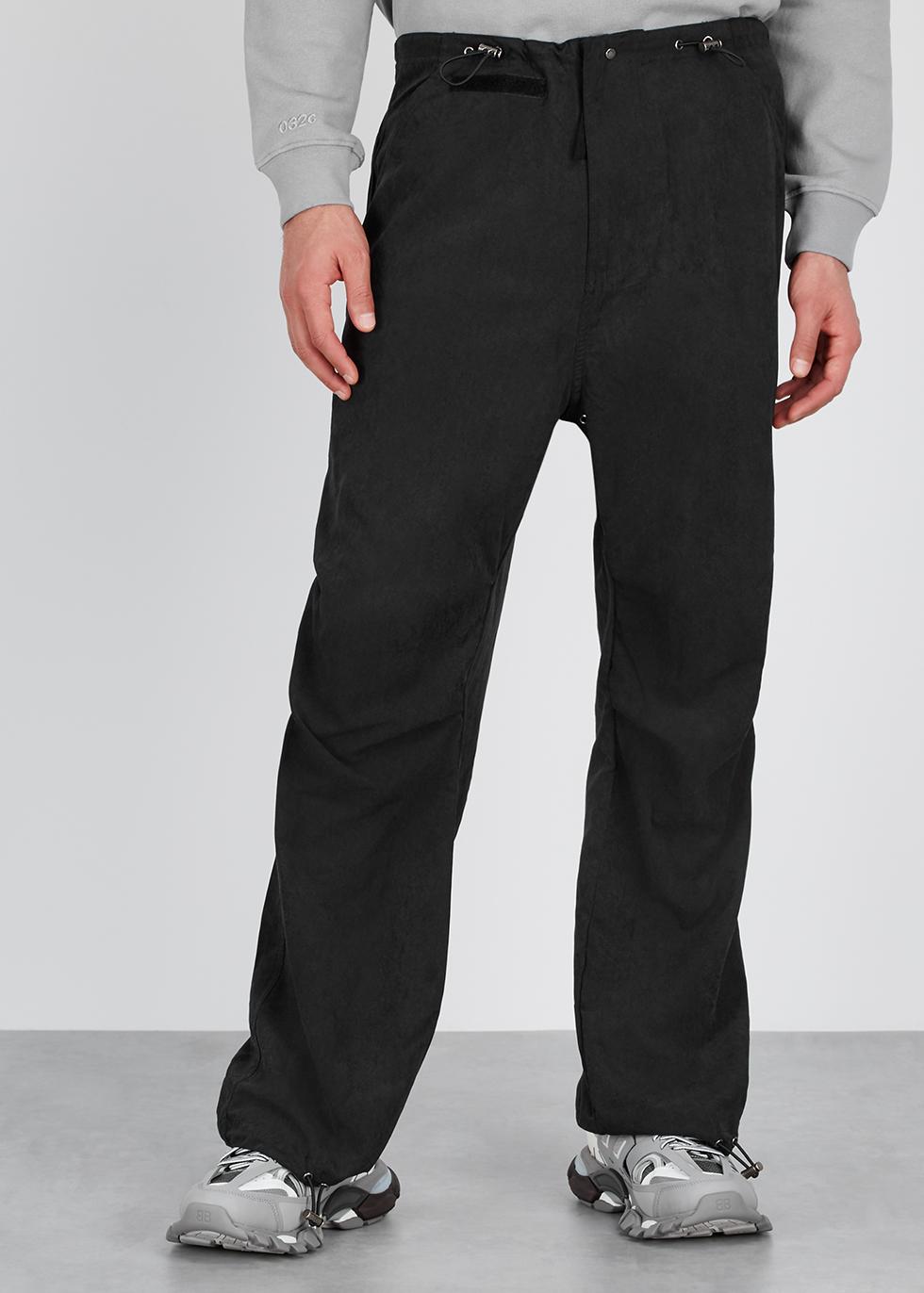 Rave black trousers - 032c