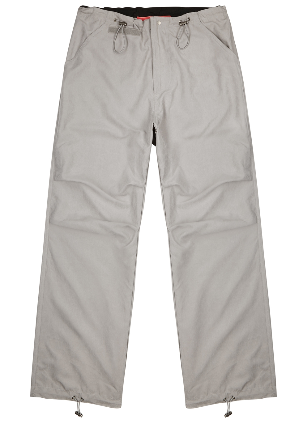 Rave grey trousers - 032c